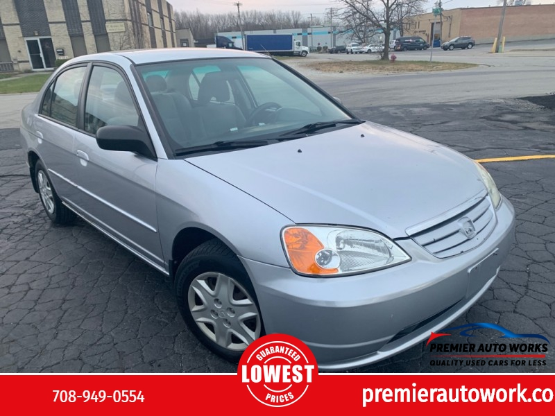 HONDA CIVIC 2003 price $2,499