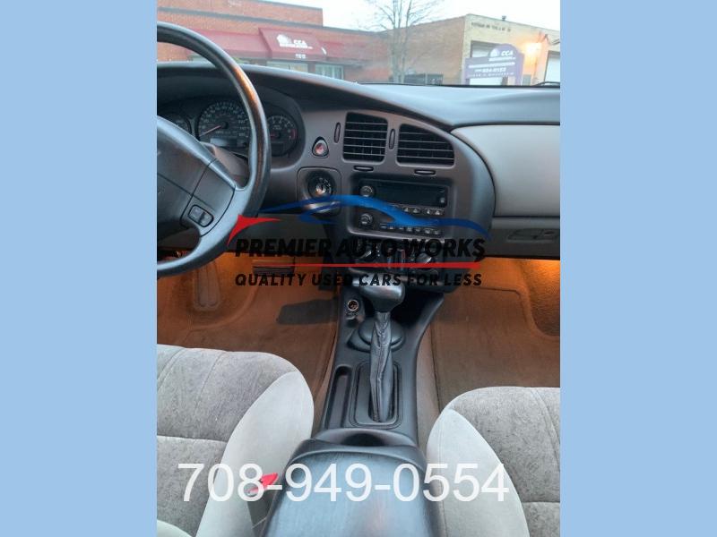 CHEVROLET MONTE CARLO 2004 price $3,999