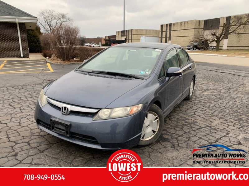 HONDA CIVIC 2006 price $3,999