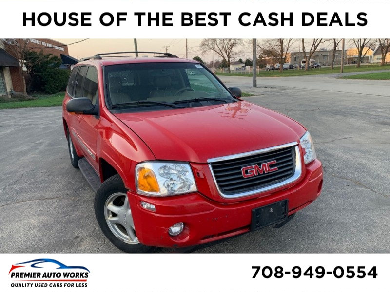 GMC ENVOY 2002 price $3,999