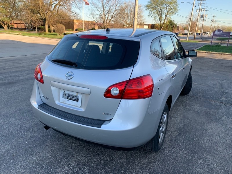 NISSAN ROGUE 2010 price $7,999
