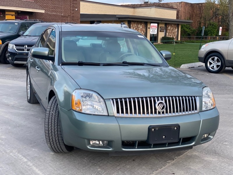 MERCURY MONTEGO 2005 price $3,999