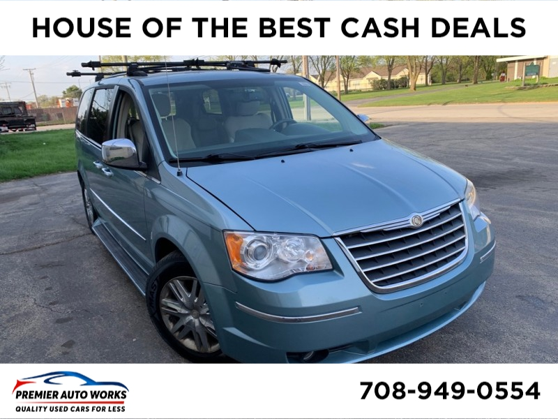 CHRYSLER TOWN & COUNTRY 2008 price $5,999