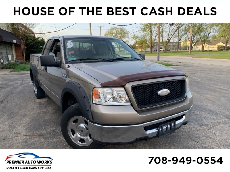 FORD F150 2006 price $6,999