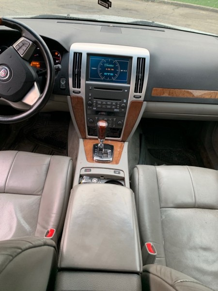 CADILLAC STS 2010 price $4,999