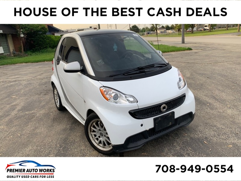 SMART FORTWO 2013 price $4,299