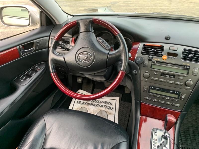 LEXUS ES 2003 price $5,399