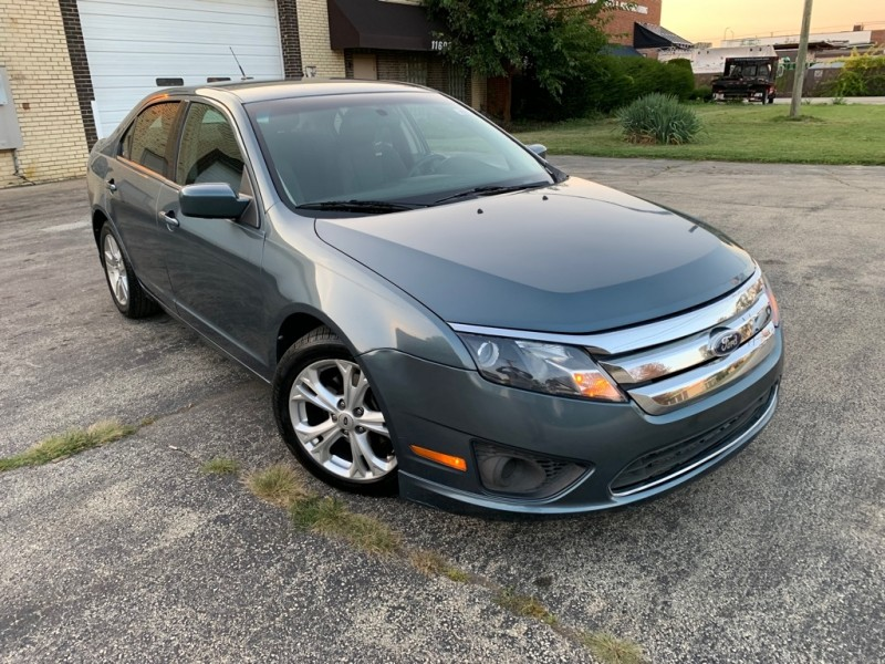 FORD FUSION 2012 price $4,999