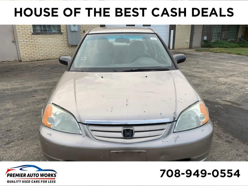 HONDA CIVIC 2002 price $2,999