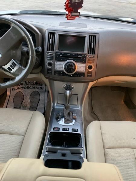 INFINITI FX35 2008 price $8,999