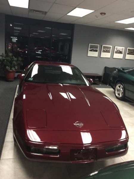 CHEVROLET CORVETTE 1993 price $21,995
