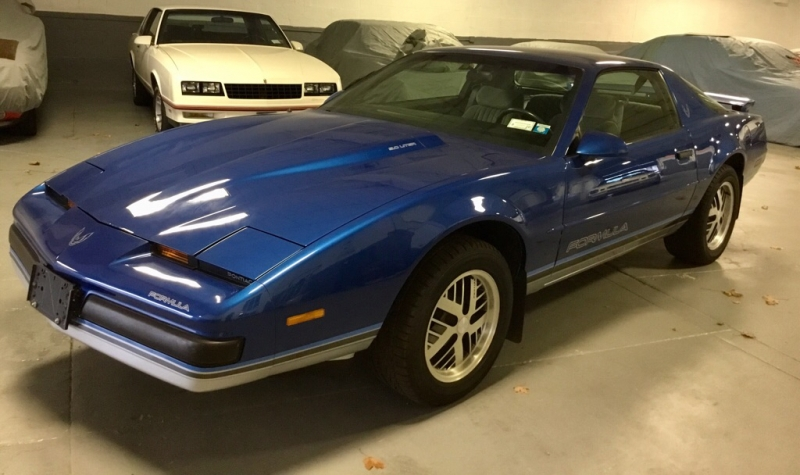 PONTIAC FIREBIRD 1987 price $16,500
