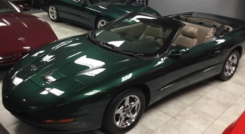 PONTIAC FIREBIRD 1996 price $18,995