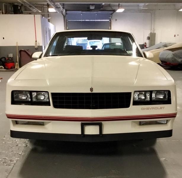 CHEVROLET MONTE CARLO 1988 price $21,500