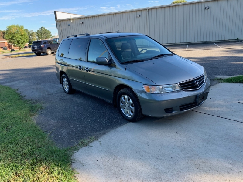 Honda Odyssey 2002 price $2,999