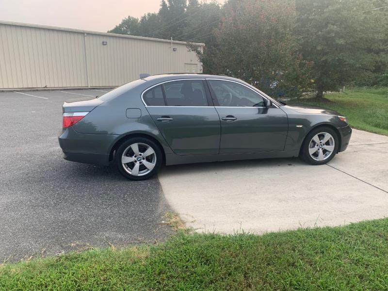 BMW 5-Series 2007 price $5,499