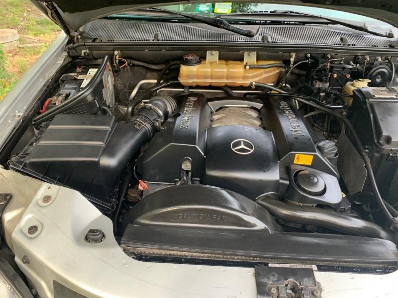 Mercedes-Benz M-Class 2001 price $4,499