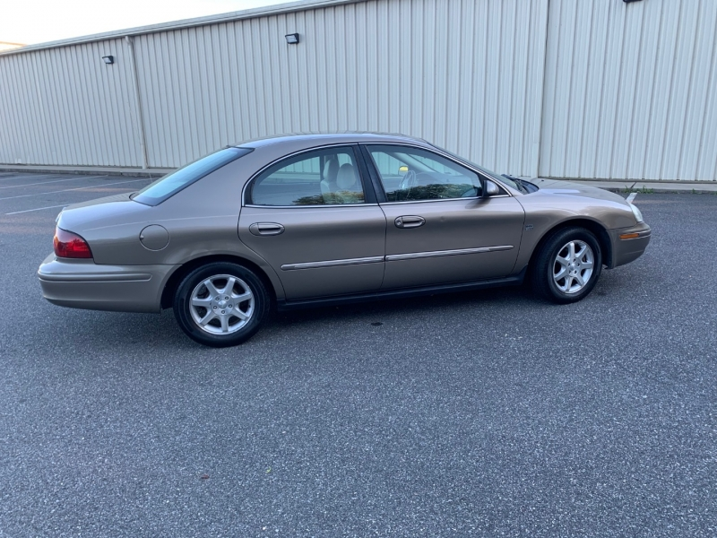 Mercury Sable 2002 price $2,499