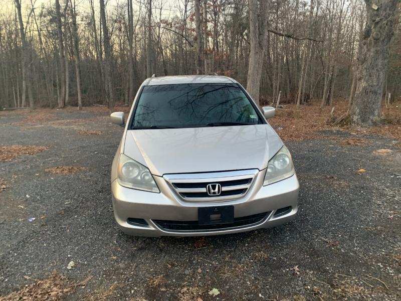 Honda Odyssey 2006 price $4,599