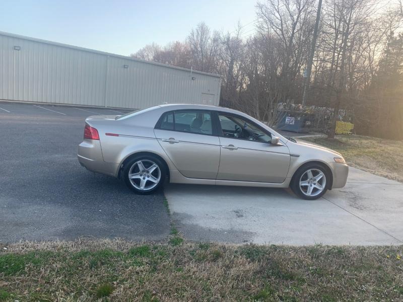 Acura TL 2004 price $4,499