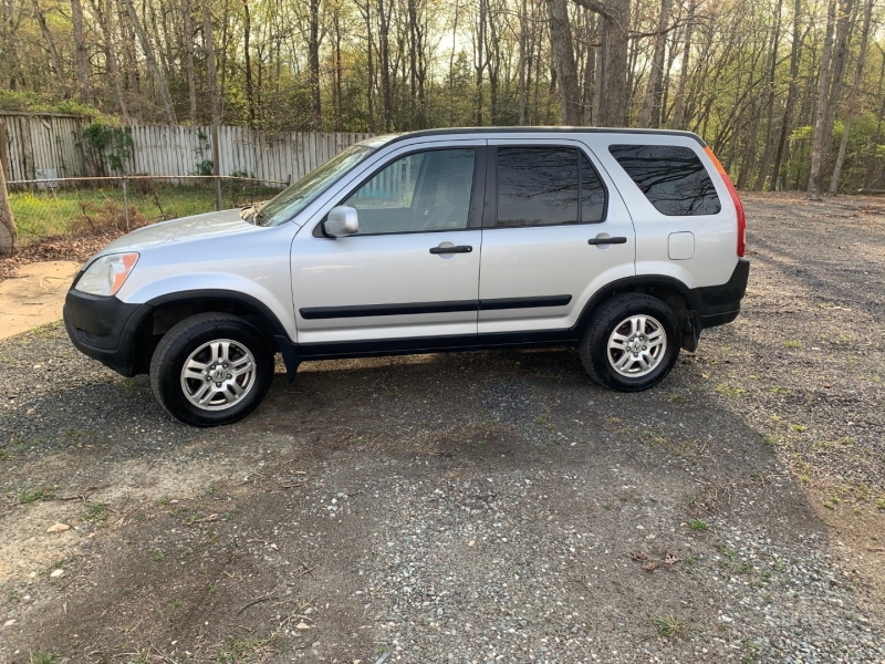 Honda CR-V 2004 price $4,499