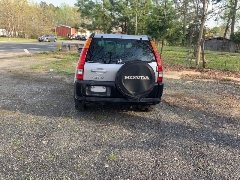 Honda CR-V 2004 price $4,499