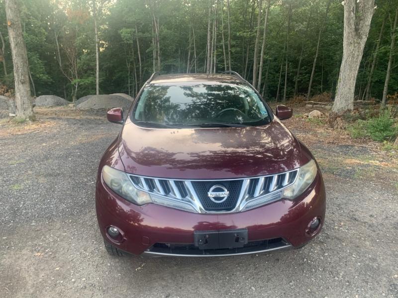 Nissan Murano 2009 price $6,499