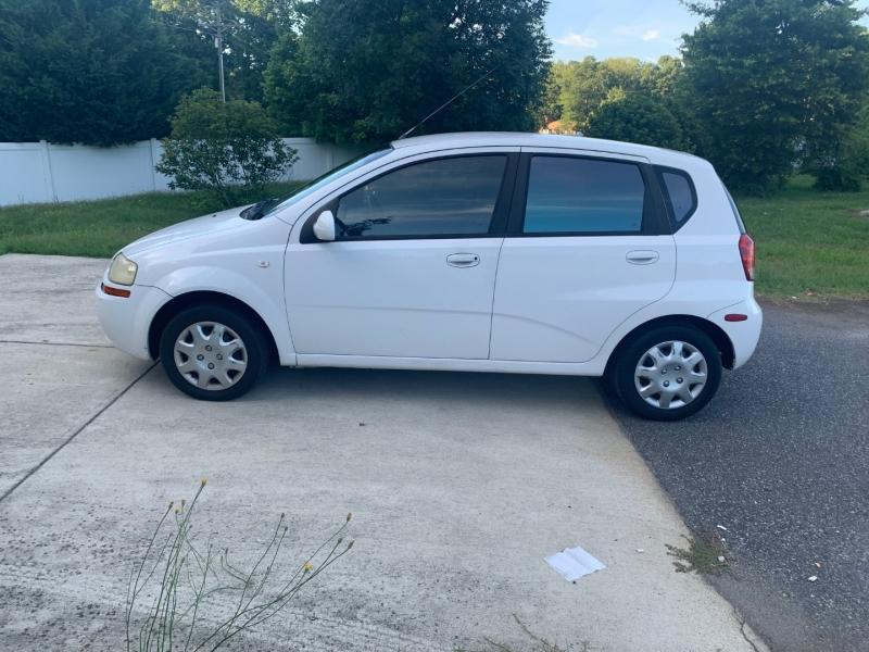 Chevrolet Aveo 2005 price $2,499