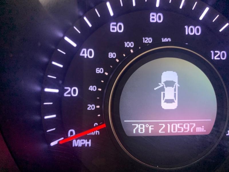 Kia Optima 2015 price $6,999
