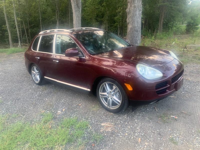 Porsche Cayenne 2004 price $6,999