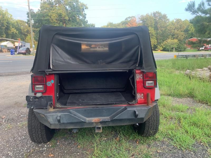 Jeep Wrangler 2009 price $11,999