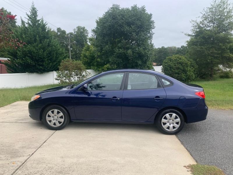Hyundai Elantra 2007 price $3,999
