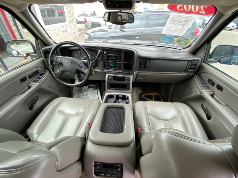 CHEVROLET TAHOE 2005 price $7,990