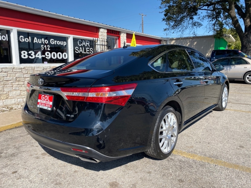 TOYOTA AVALON 2013 price $7,990