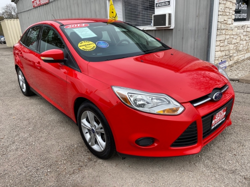 FORD FOCUS 2014 price $7,990