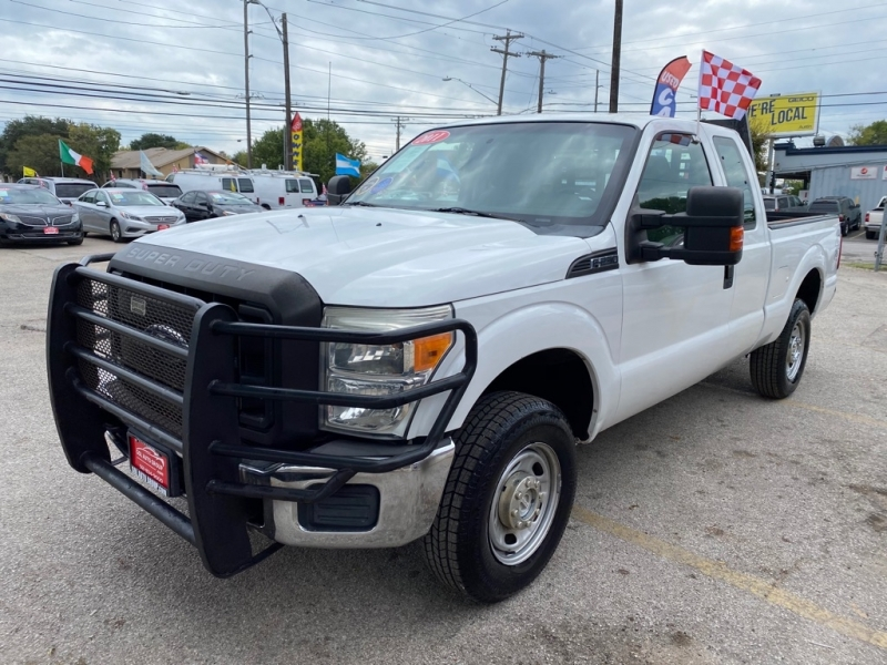 FORD F250 2011 price $12,990