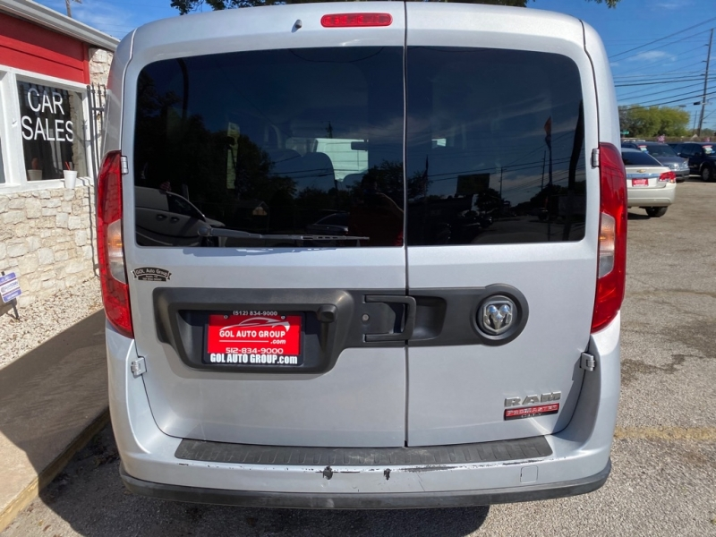 RAM PROMASTER CITY 2016 price $10,990