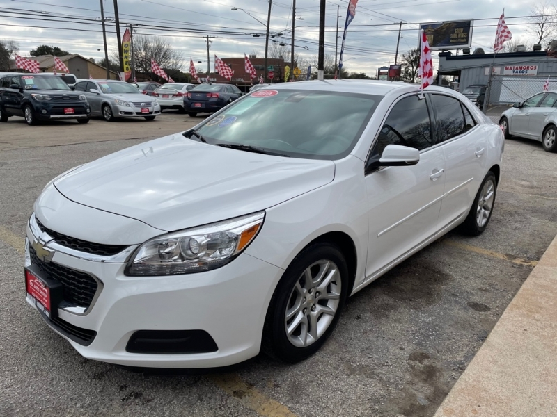 CHEVROLET MALIBU LIMITED 2016 price $8,990