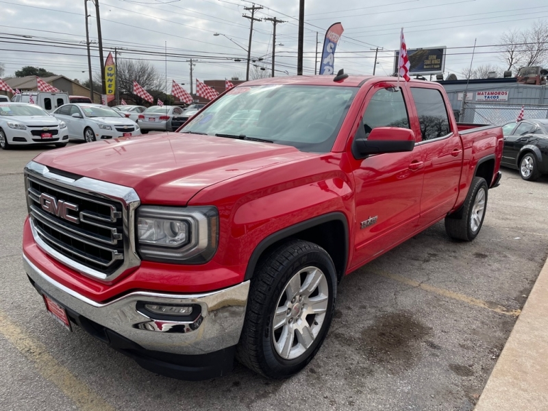 GMC SIERRA 2016 price $21,490