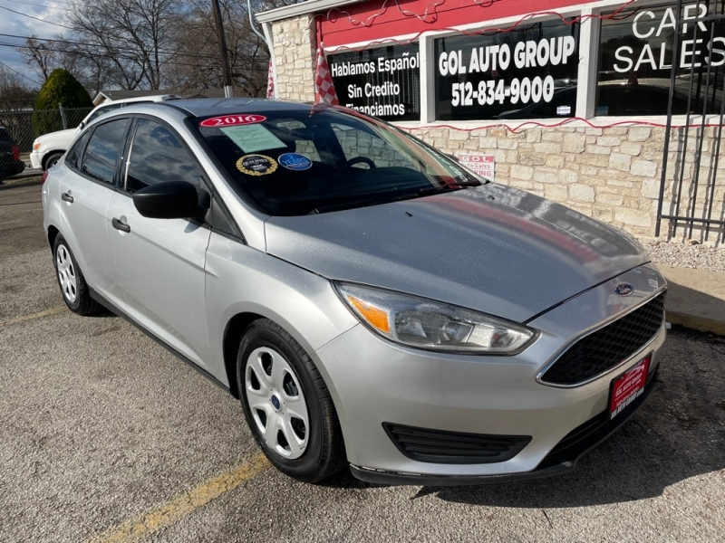 FORD FOCUS 2016 price $7,500
