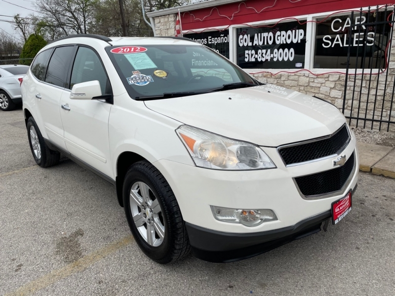 CHEVROLET TRAVERSE 2012 price $8,990