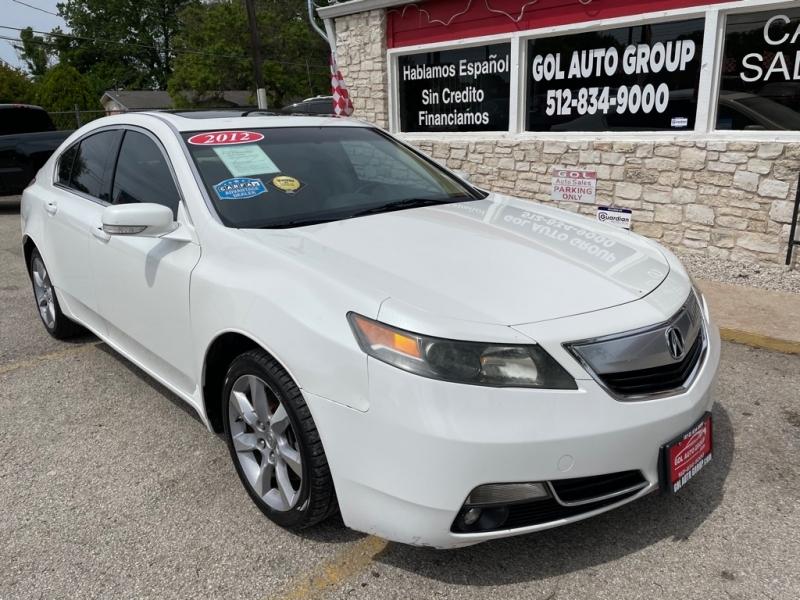 ACURA TL 2012 price $12,500