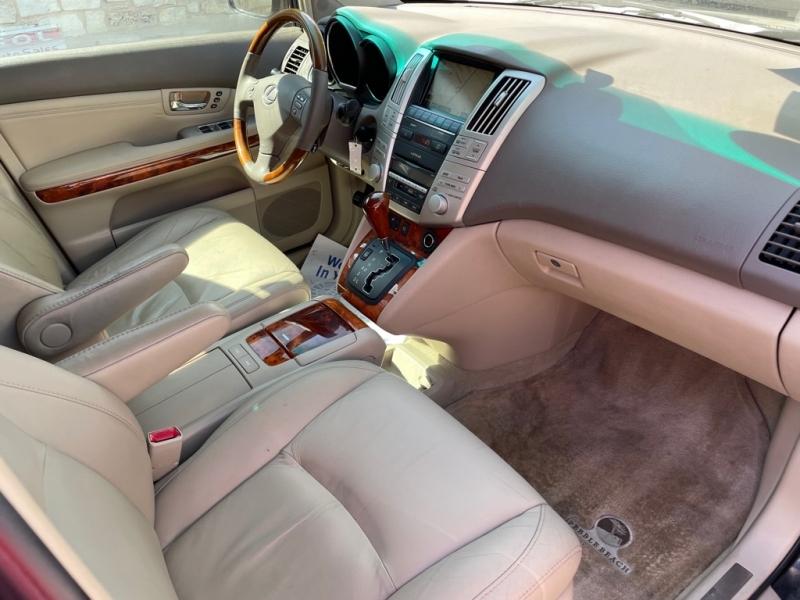 LEXUS RX 2009 price $12,490