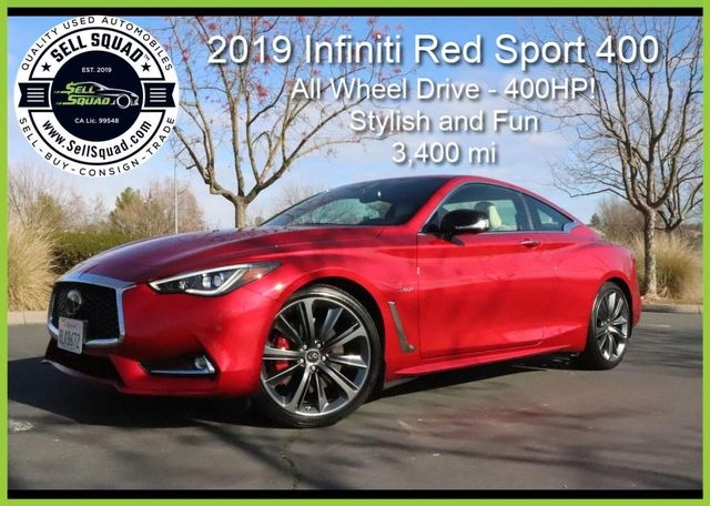 INFINITI Q60 2019 price $43,980