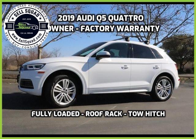 Audi Q5 2019 price $37,900