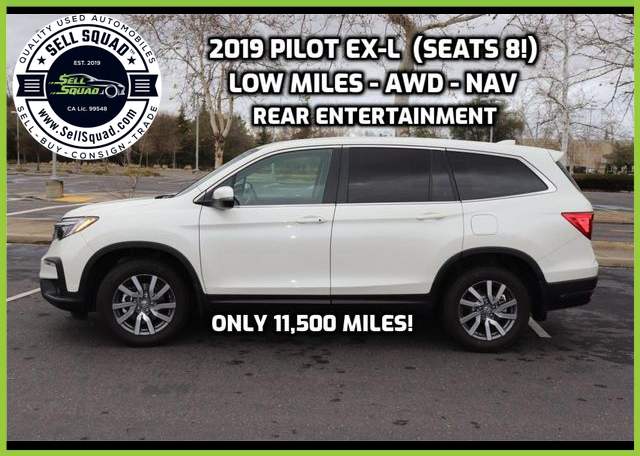 Honda Pilot 2019 price $33,800