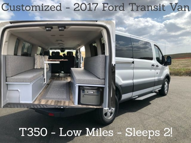 Ford Transit 350 Wagon 2017 price $34,995