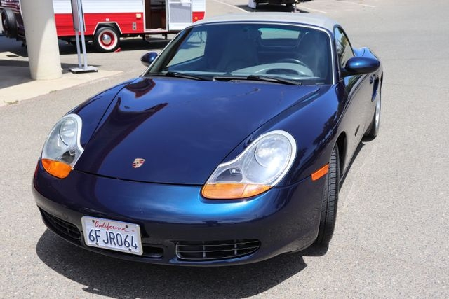 Porsche Boxster 2000 price $18,700