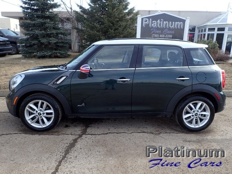 Mini Cooper Countryman 2012 price $13,500