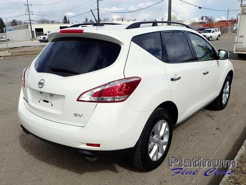 Nissan Murano 2013 price $9,800